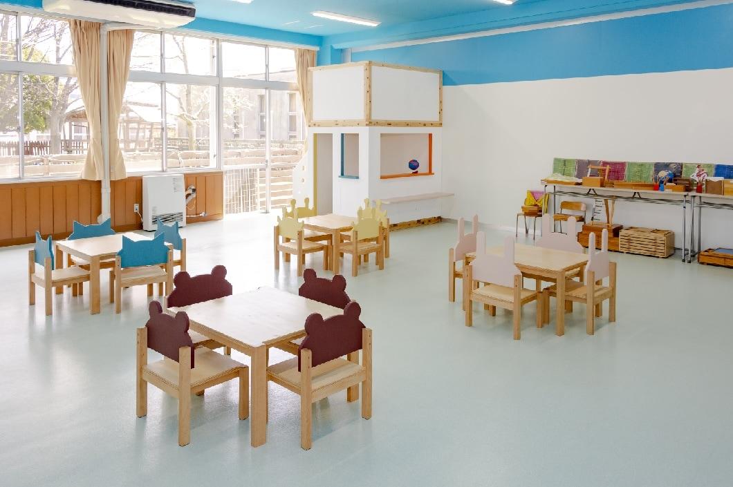 模擬保育室