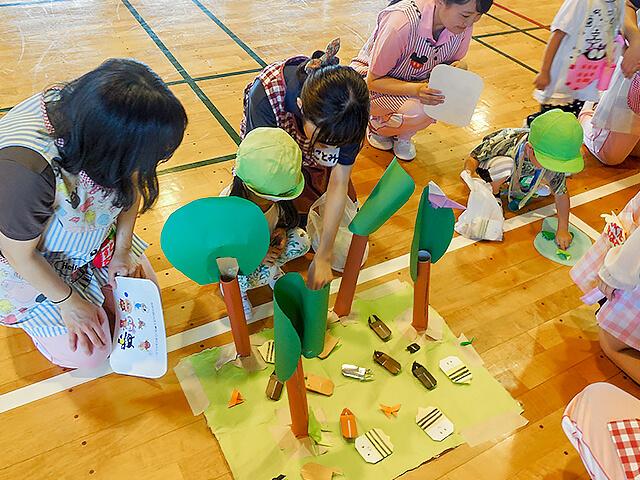 豊富な実習と体験で学べる埼玉純真短期大学