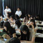 熱心な学生2