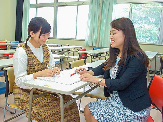 埼玉純真短期大学の学外実習「事後指導」